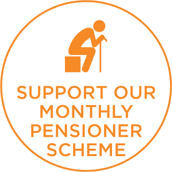 Support Our Monthly Pensioner Scheme